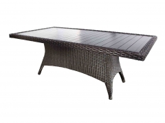 """Louvre 84"""" Rectangle Table"""