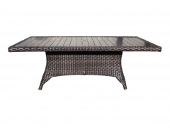"""Louvre 112"""" Rectangle Table"""