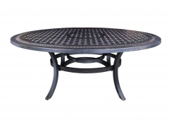 """Pure 80""""x 60"""" Egg Table"""